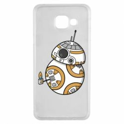 Чехол для Samsung A3 2016 BB-8 Like