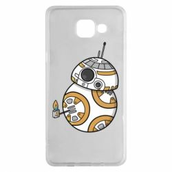 Чехол для Samsung A5 2016 BB-8 Like