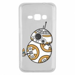 Чехол для Samsung J1 2016 BB-8 Like