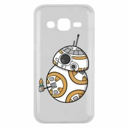Чехол для Samsung J2 2015 BB-8 Like