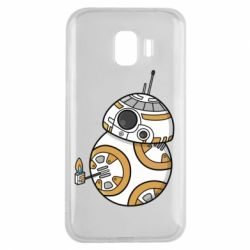 Чехол для Samsung J2 2018 BB-8 Like