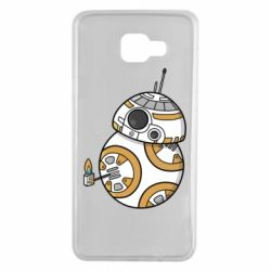 Чехол для Samsung A7 2016 BB-8 Like