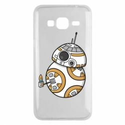 Чехол для Samsung J3 2016 BB-8 Like