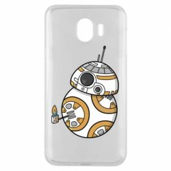 Чехол для Samsung J4 BB-8 Like