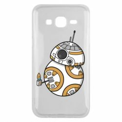 Чехол для Samsung J5 2015 BB-8 Like