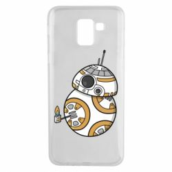 Чехол для Samsung J6 BB-8 Like