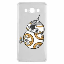 Чехол для Samsung J7 2016 BB-8 Like