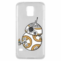 Чехол для Samsung S5 BB-8 Like