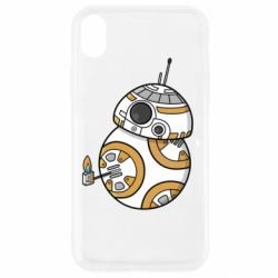 Чехол для iPhone XR BB-8 Like