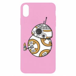 Чехол для iPhone Xs Max BB-8 Like