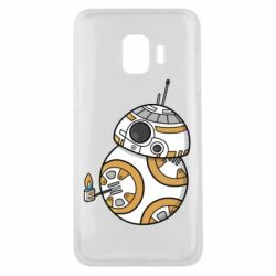 Чехол для Samsung J2 Core BB-8 Like