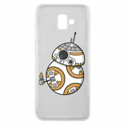 Чехол для Samsung J6 Plus 2018 BB-8 Like