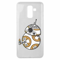 Чехол для Samsung J8 2018 BB-8 Like