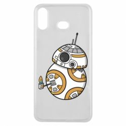 Чехол для Samsung A6s BB-8 Like