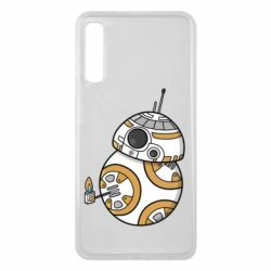 Чехол для Samsung A7 2018 BB-8 Like