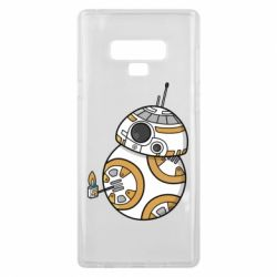 Чехол для Samsung Note 9 BB-8 Like