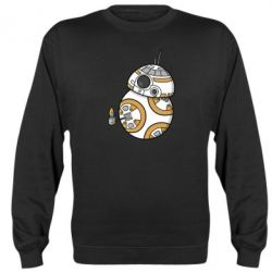 Реглан (свитшот) BB-8 Like - FatLine