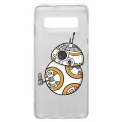 Чехол для Samsung S10+ BB-8 Like