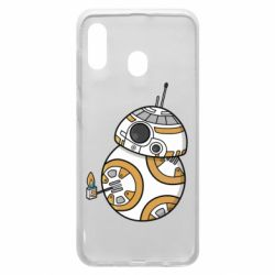 Чехол для Samsung A20 BB-8 Like