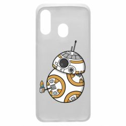 Чехол для Samsung A40 BB-8 Like