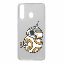 Чехол для Samsung A60 BB-8 Like
