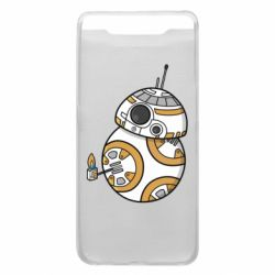 Чехол для Samsung A80 BB-8 Like