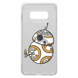 Чехол для Samsung S10e BB-8 Like