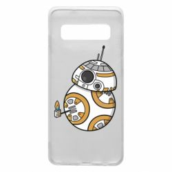 Чехол для Samsung S10 BB-8 Like