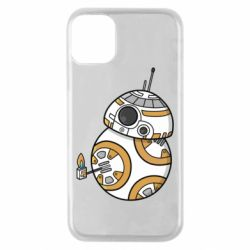Чехол для iPhone 11 Pro BB-8 Like