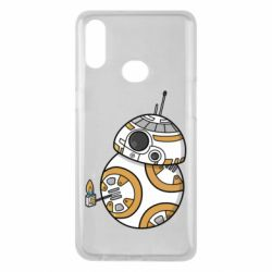 Чехол для Samsung A10s BB-8 Like