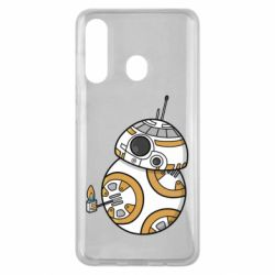 Чехол для Samsung M40 BB-8 Like
