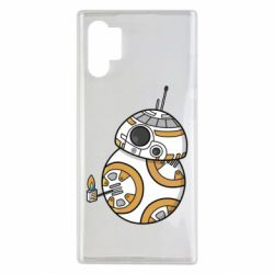 Чехол для Samsung Note 10 Plus BB-8 Like