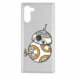 Чехол для Samsung Note 10 BB-8 Like