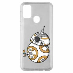 Чехол для Samsung M30s BB-8 Like