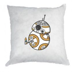 Подушка BB-8 Like - FatLine