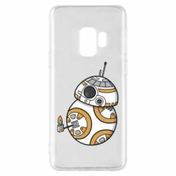 Чехол для Samsung S9 BB-8 Like