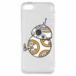 Чехол для iPhone5/5S/SE BB-8 Like