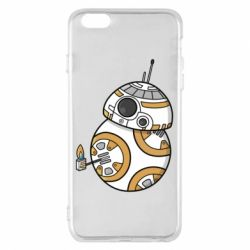Чехол для iPhone 6 Plus/6S Plus BB-8 Like