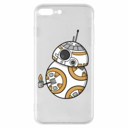 Чехол для iPhone 7 Plus BB-8 Like