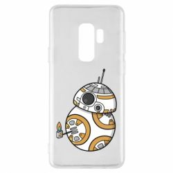 Чехол для Samsung S9+ BB-8 Like
