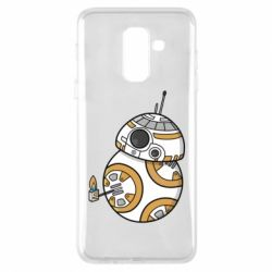 Чехол для Samsung A6+ 2018 BB-8 Like