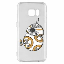 Чехол для Samsung S7 BB-8 Like
