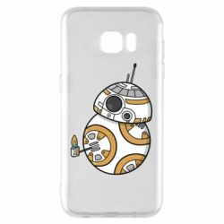Чехол для Samsung S7 EDGE BB-8 Like