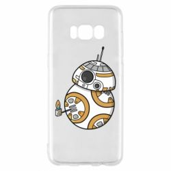 Чехол для Samsung S8 BB-8 Like