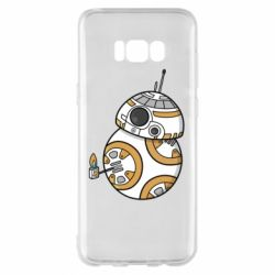 Чехол для Samsung S8+ BB-8 Like