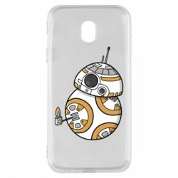 Чехол для Samsung J3 2017 BB-8 Like