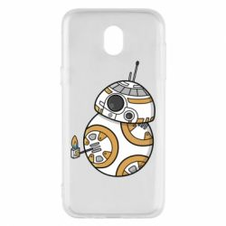 Чехол для Samsung J5 2017 BB-8 Like