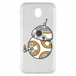 Чехол для Samsung J7 2017 BB-8 Like