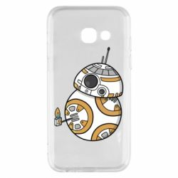 Чехол для Samsung A3 2017 BB-8 Like