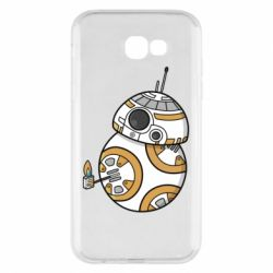 Чехол для Samsung A7 2017 BB-8 Like